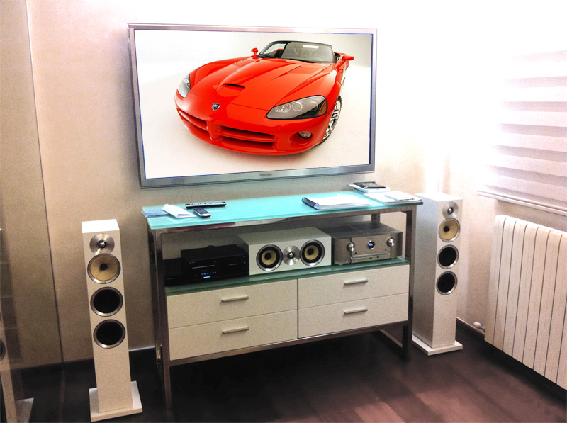 Compact Solution for Home Entertainment