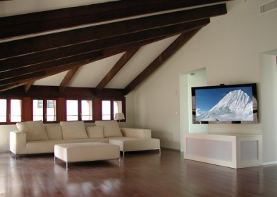 KNX integration and Audio & Video systems