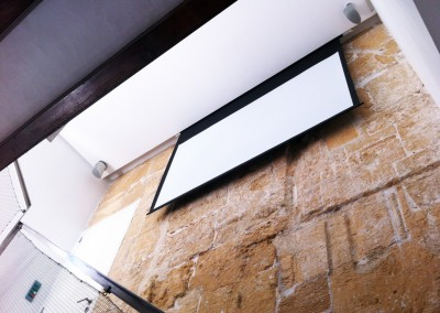 Great customized installation for lifestyle entertainment