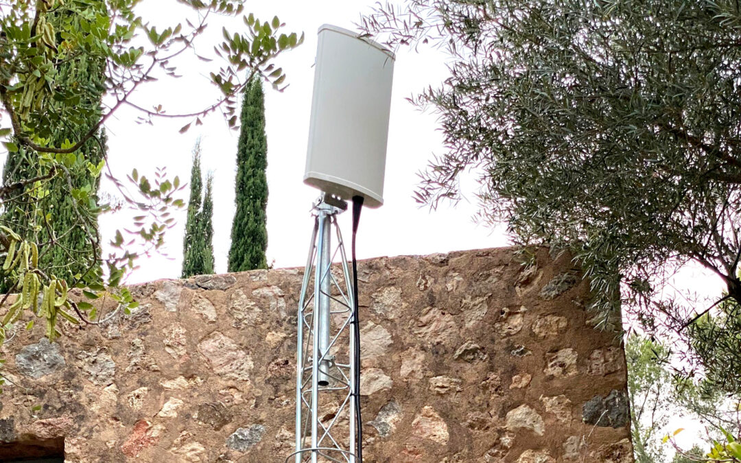 3G / 4G mobile phone repeater